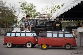 volkswagen kombi mini siam vw festival 2014 bangkok thailand classiccult