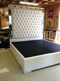King Size Bed Platform King Bed Selv Me