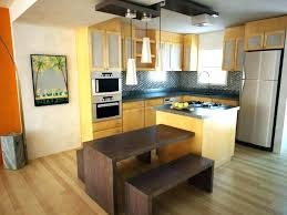 eat in island kitchen kitchen island with stove size of island ideas with range