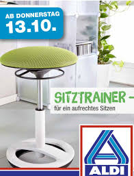 Aldi Outdoor Furniture Aldi Sitztrainer U0026 Wellness Drehstuhl Von Living Art