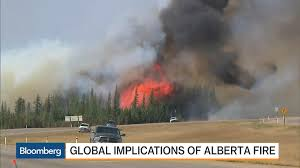 Largest Wildfire In Alberta History by Giant Wildfire Is No Longer The Canadian Oil Industry U0027s Biggest