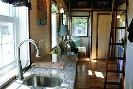 Modern Tiny Home Tiny Home Is Modern Housing Alternative Features