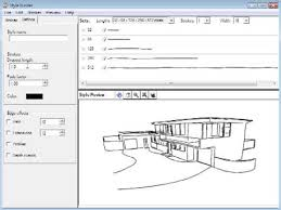 drawing layout en espanol style builder quick overview for google sketchup youtube