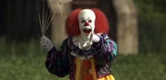 Evil Clown Memes - create meme it it creepy clown pennywise the clown