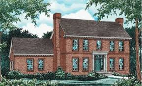 colonial style house plans colonial style house plans plan 10 738