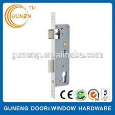 Patio Door Mortise Lock by Aluminium Double Door Mortise Lock Body For Sliding Door Mortise