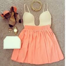 dress top bustier beautiful crop tops bag skirt jewels