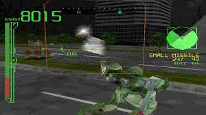 armored core ps one classic on ps3 ps vita official