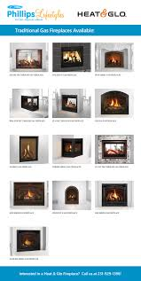 heat u0026 glo gas fireplaces phillips lifestyles the greatest
