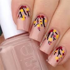 20 fantastic nail designs for thanksgiving crazyforus