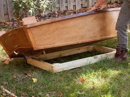 how to make a rowboat sandbox hgtv