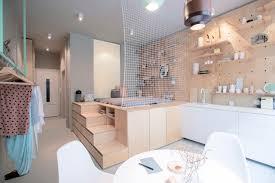 Small Budapest Apartment Designed For Travelers Design Milk - Design apartments budapest