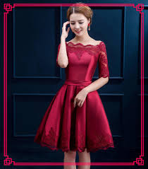 emmani 2016 applique sheer christmas dresses long sleeve evening