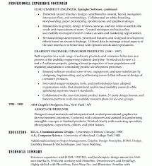 Sample Of It Resume by Surprising Ideas Sample It Resume 11 Software Developer Example