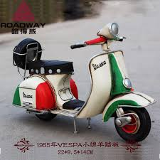 usd 39 87 vintage handmade vespa pedal tin