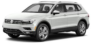 volkswagen tiguan white 2018 volkswagen tiguan 2 0t se in pure white for sale in boston