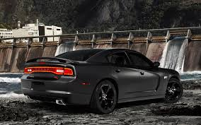 When Did Dodge Chargers Come Out Charger Rt Matte Black Cars Pinterest Charger Rt Dodge