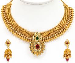 necklace gold jewelry images Antique gold beads necklace latest gold jewellery designs PNG