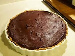baked chocolate tart jamie oliver inspired by consultant kris on