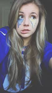 16 best homecoming images on pinterest face paintings football