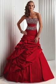 vera wang style red wedding dresses design ideas