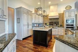 gourmet kitchen ideas kitchen cabinets traditional white wood island gourmet kitchen