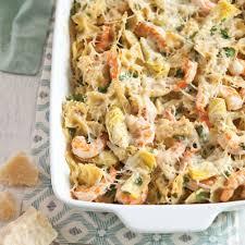 Shrimp And Artichoke Casserole | shrimp and artichoke casserole recipe taste of the south magazine
