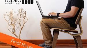 Laptop Mini Desk Tablio Mini Desk By Rodolfo Lozano Kickstarter