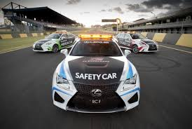 lexus isf supercar lexus joins australian v8 supercars championship no racing though