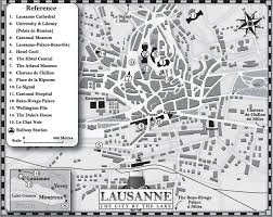 Duke Campus Map Lausanne 1923 Horror On The Orient Express Total Recap