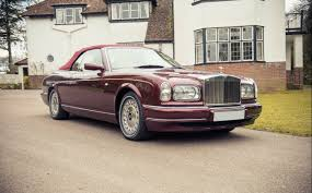 roll royce wraith rick ross rolls royce corniche chassis no 001 up for auction autoevolution