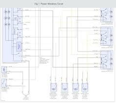 renault scenic window wiring diagram window motor wiring diagram