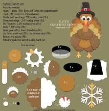 alex s creative corner turkey punch