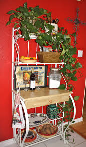 Decorating A Bakers Rack Ideas 44 Best Ideas For Decorating Bakers Rack Images On Pinterest
