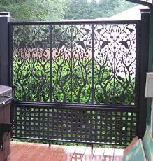 Lattice Fence Design Outdoor Screen Room Outdoor Screens And