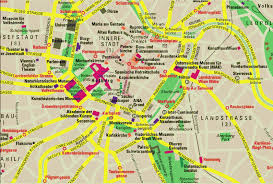map of vienna a century of in vienna from beethoven to webern