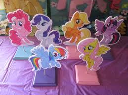 my pony centerpieces my pony centerpieces my pony decorations