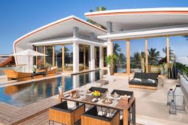 house design pictures thailand outdoor dining room beach house design in phuket thailand with