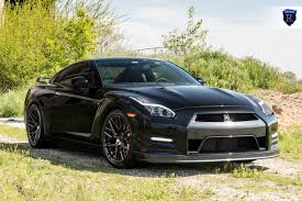nissan gtr wrapped nissan gtr gt r wheels rohana rfx10 gloss black 2016 2016 u2013 need 4