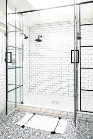 black and white tile bathroom ideas best 25 small white bathrooms ideas on bathrooms