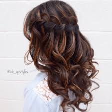 waterfall braid for more hair inspiration visit my instagram