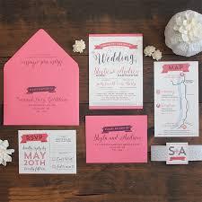 wedding invitation suite modern glam wedding invitation suite invitation suite and weddings