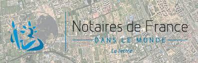lettre de fã licitation mariage internationale du notariat français la lettre n 30
