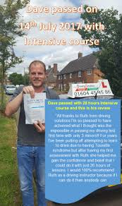 driving lessons northampton intensive course specialist driving