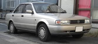 nissan sunny 1990 modified nissan pulsar 2 0 1995 auto images and specification