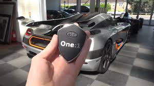 koenigsegg key 00 koenigsegg one 1 in depth exterior and interior tour youtube
