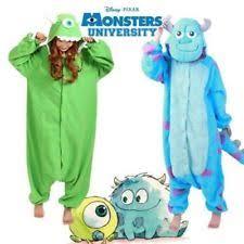 monsters inc costumes monsters inc costume monsters inc fancy dress ebay