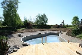 swimming pond construction the swimming pond company ltd