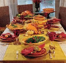 platillos típicos de thanksgiving sabor universal