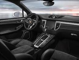 Porsche Macan Gts Black - porsche macan turbo gets gts inspired packages
